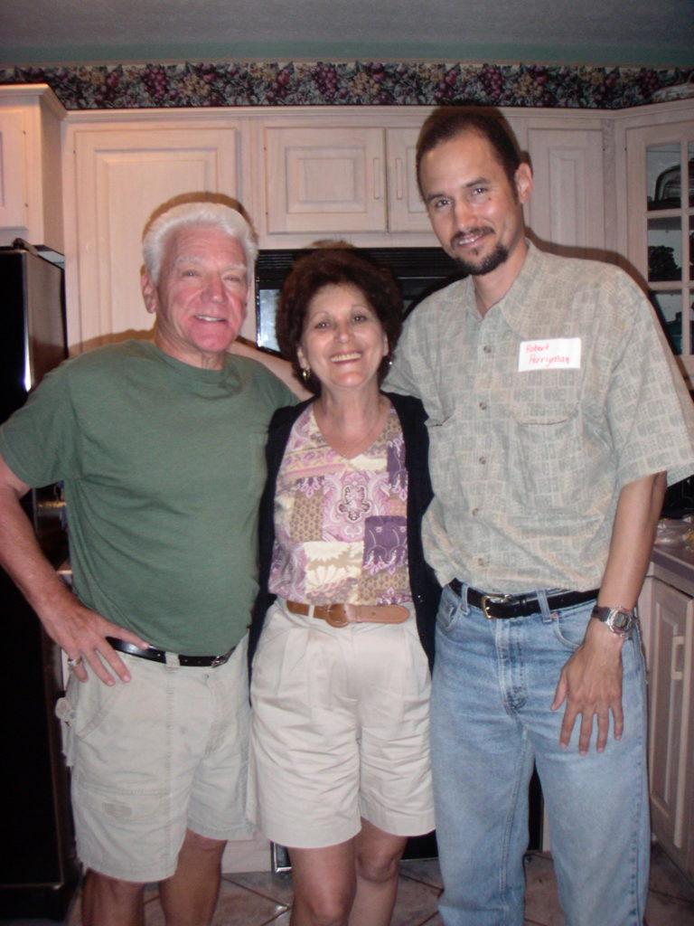 Ken, Florence, Robert