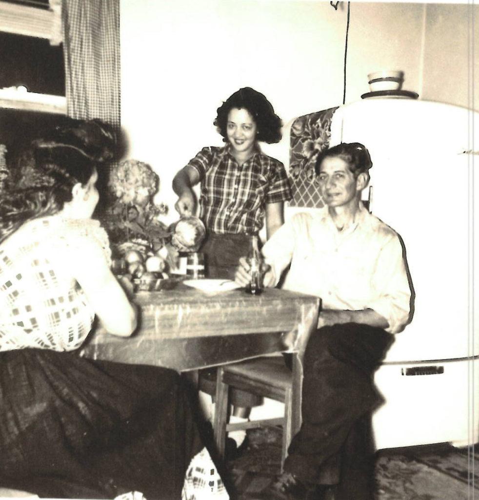 Jean, Christine, Ovie