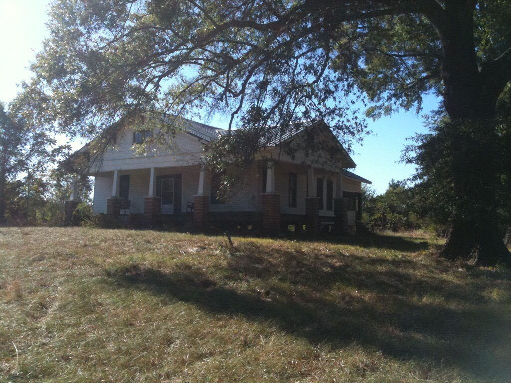 Mathew and Millie (Welch) Johnson home.-Photo courtesy of Luis Cantero G.