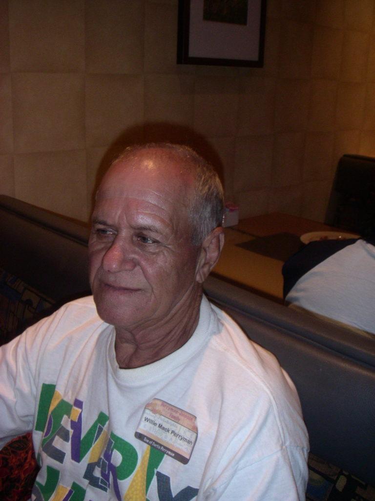 Willie Mack Perryman