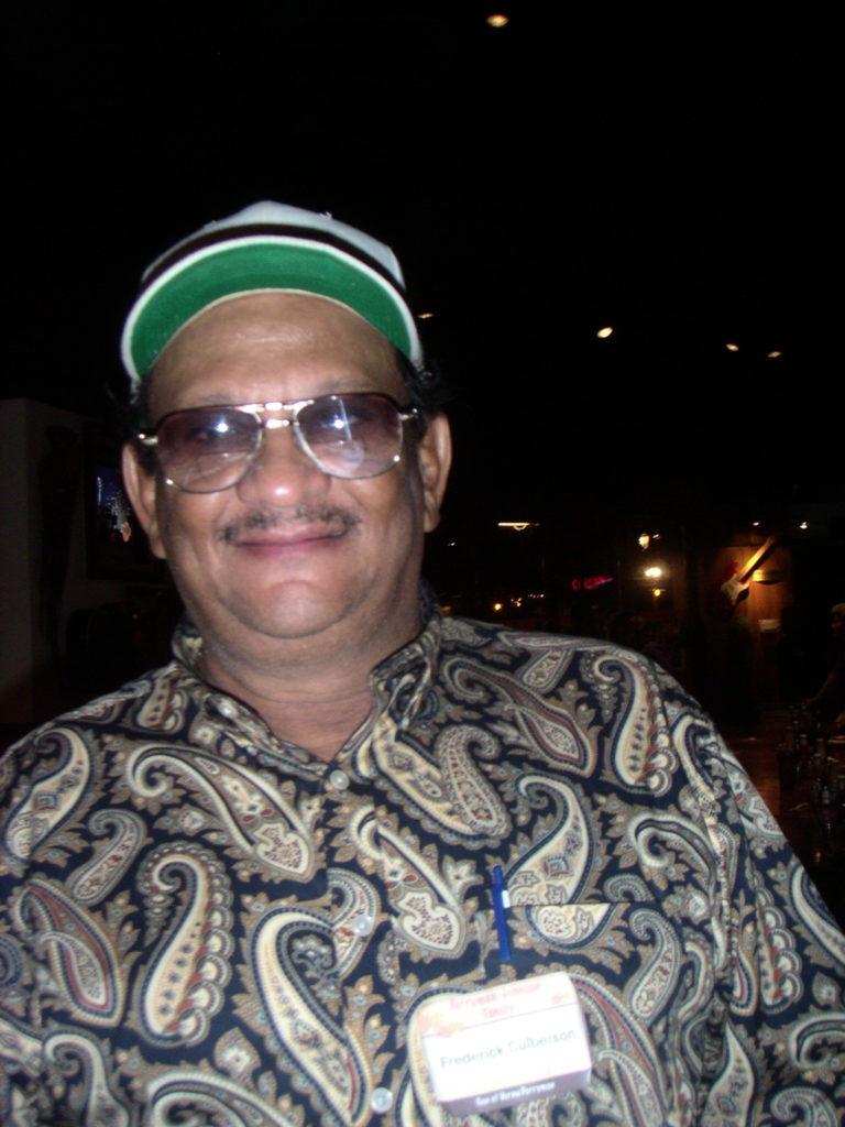 Frederick C. in 2004