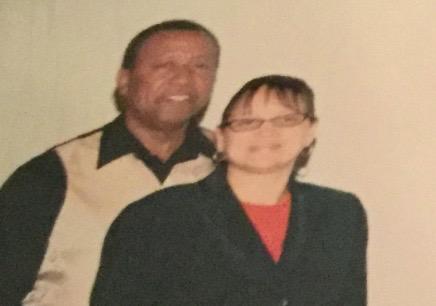 Alma and husband