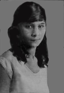 Edna Johnson, Daughter of James Eddie Johnson courtesy of Dixie and Robert