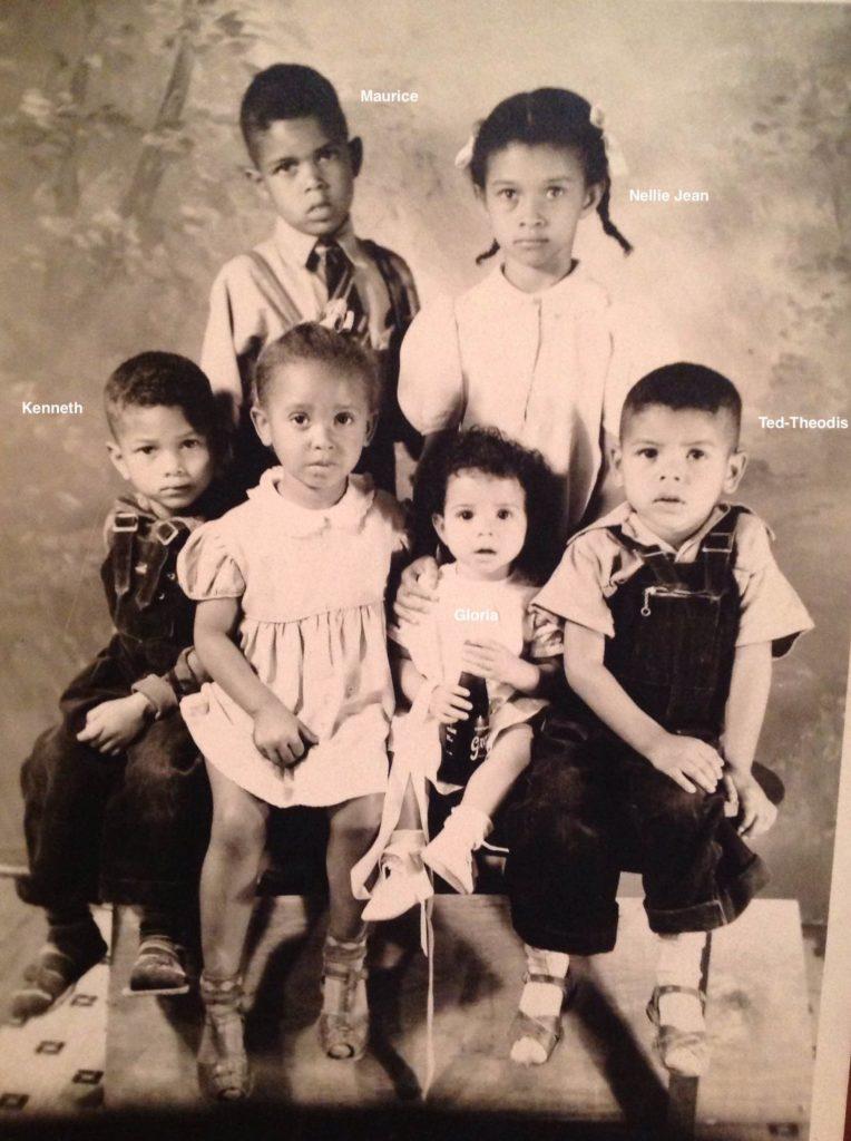 Mabel Johnson Wilder children