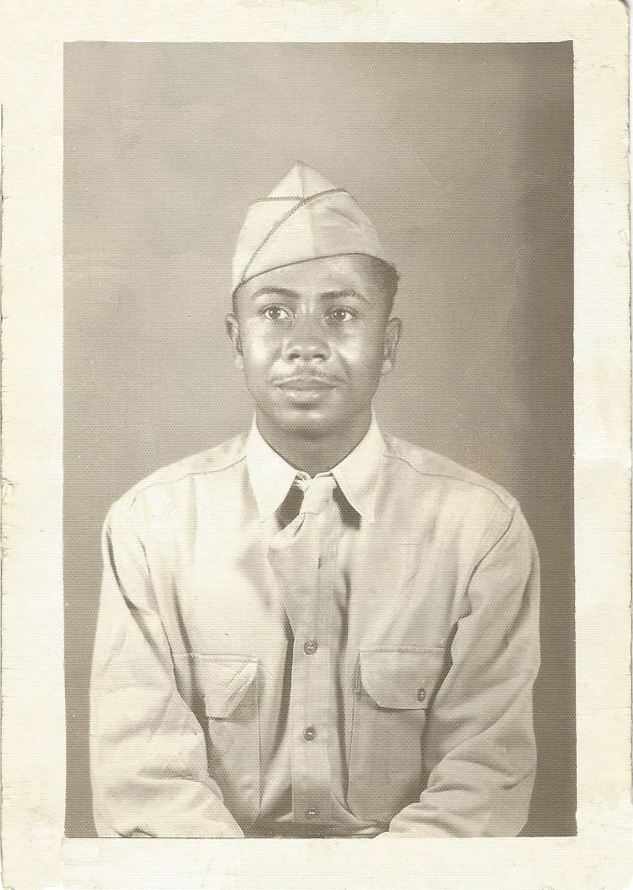 Otho Johnson (1918-2003) Circa 1942