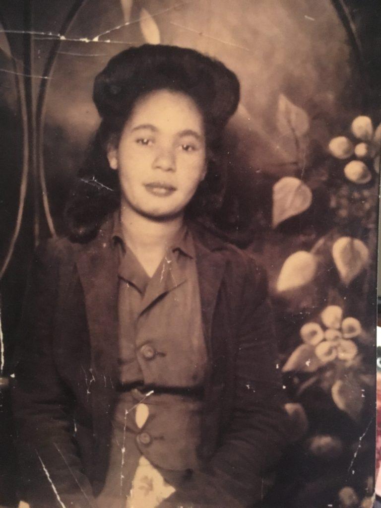 Bertha Hampton Clark