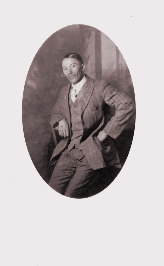 Everette, Photo from Robert W. /Restored by Elaine