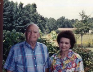 Davern and Gus Rush-shared by Robert W.