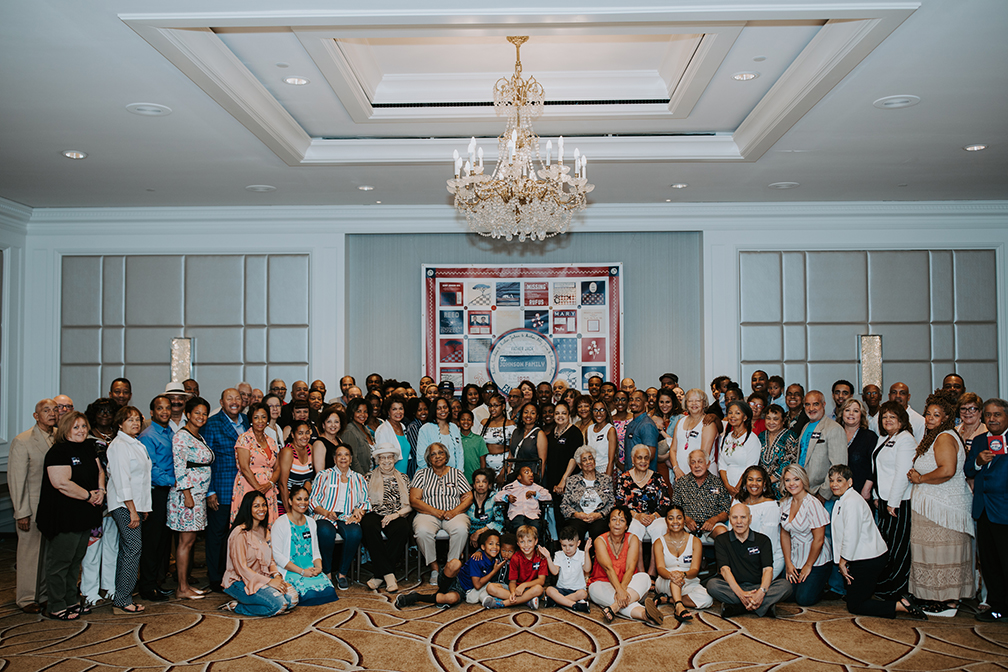 2019 Johnson Family Reunion at Ritz-Carlton in Cleveland, Ohio
