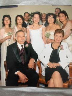 Willie, Juanita and Family -Shared by Dana