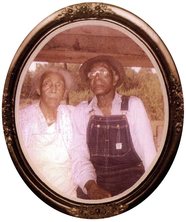 Bebbie and Elize Hollins 1971