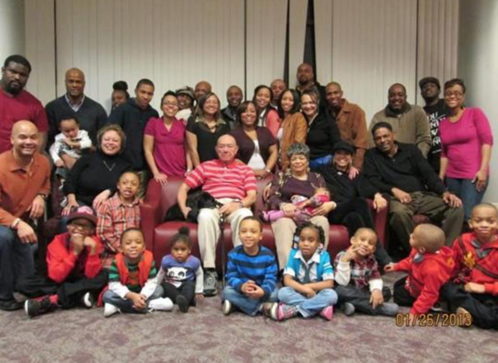 Ezell Turner Family