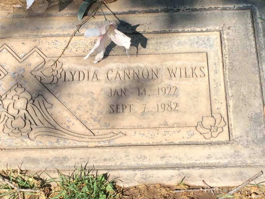 Lydia Cannon