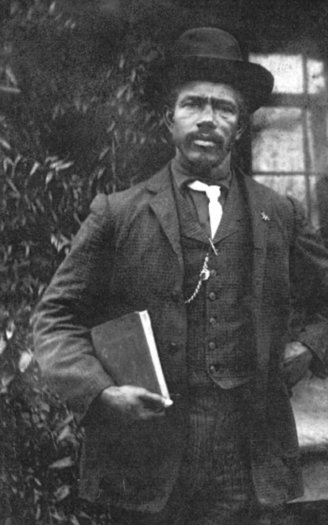 "Hannibal ""Handy"" Blackwell (Photo shared by descendant, Stanley M. )"
