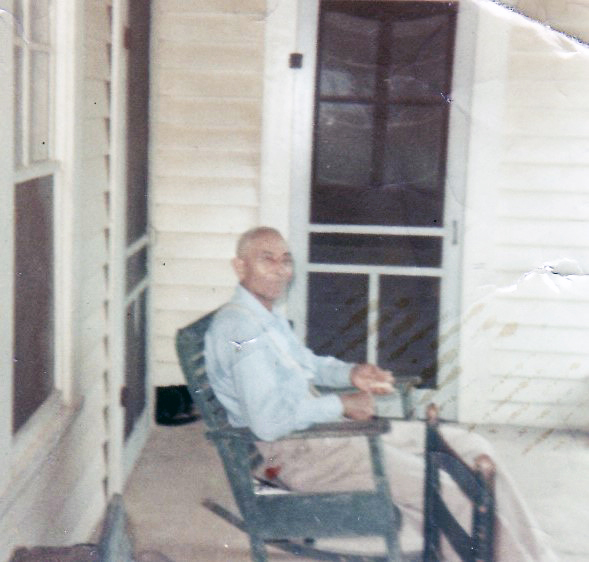 Willie Turner, Son of Alex and Jane Johnson Turner-Shared by Kenneth