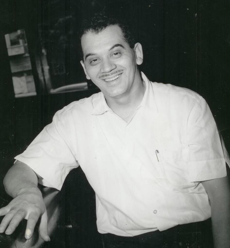 Rodney Johnson 1921-2004 Photo courtesy of Saundra A.