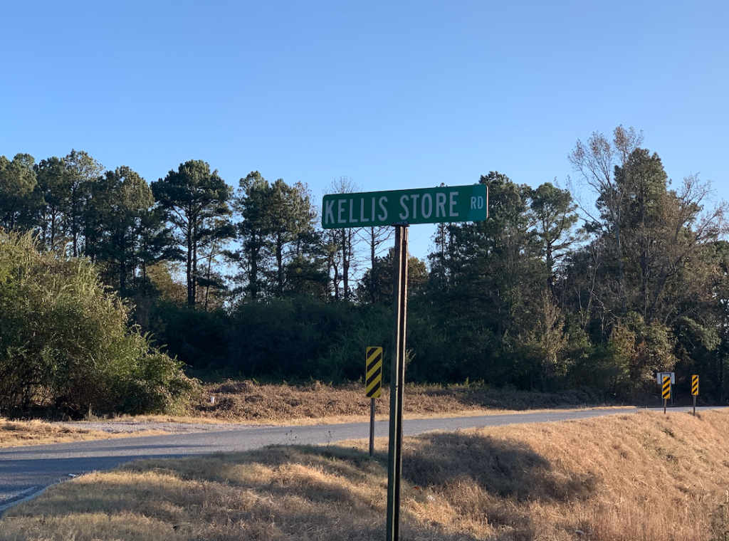 Phyllis and Karen arrive in Kemper County November 2019