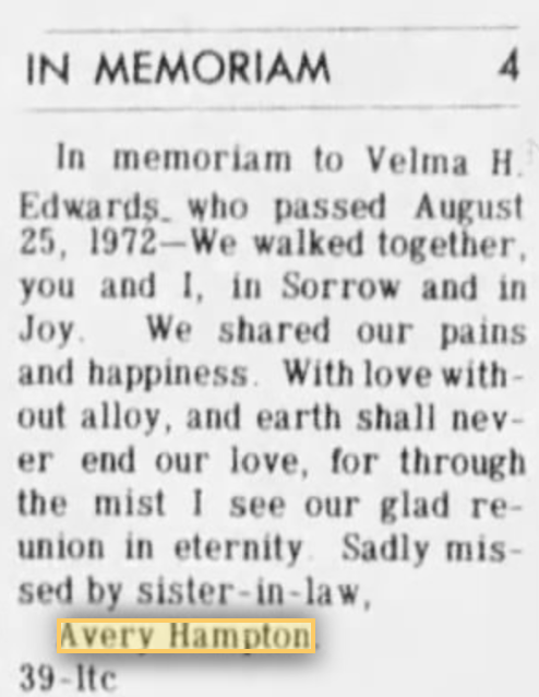 9-28-1972 Winston Co Journal Hampton