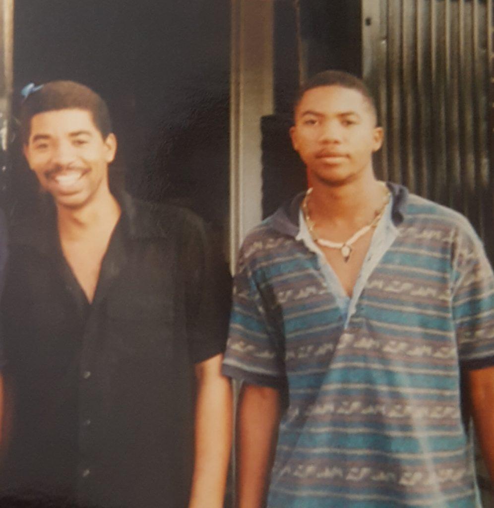 Andre and Kedrick