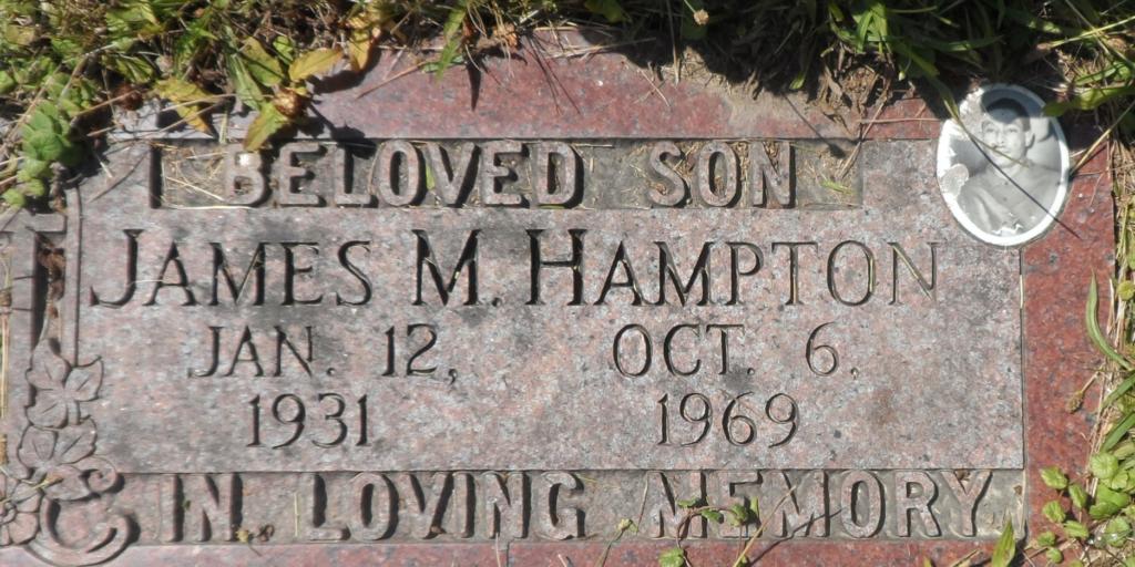 James M. Hampton