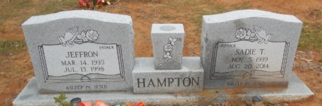 Jeffron Hampton