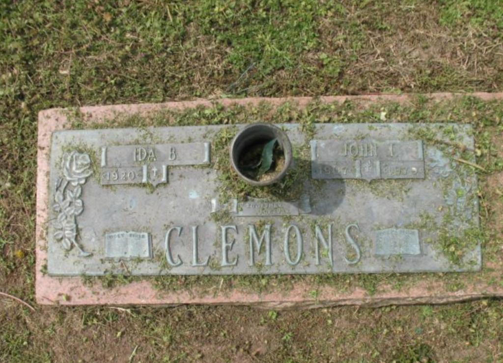 John T. Clemons
