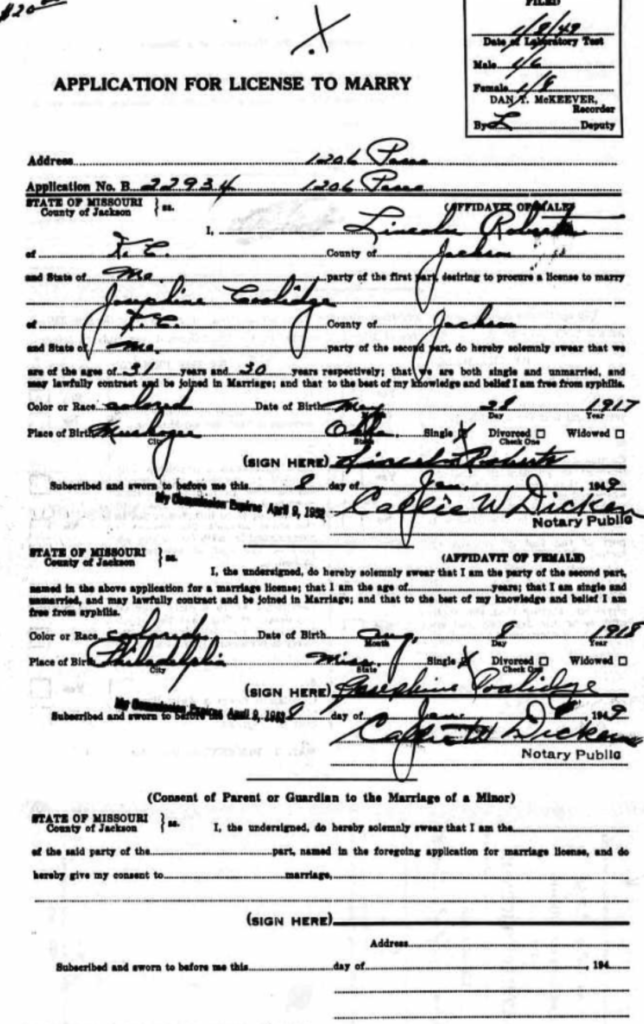 Josephine Coolidge marriage