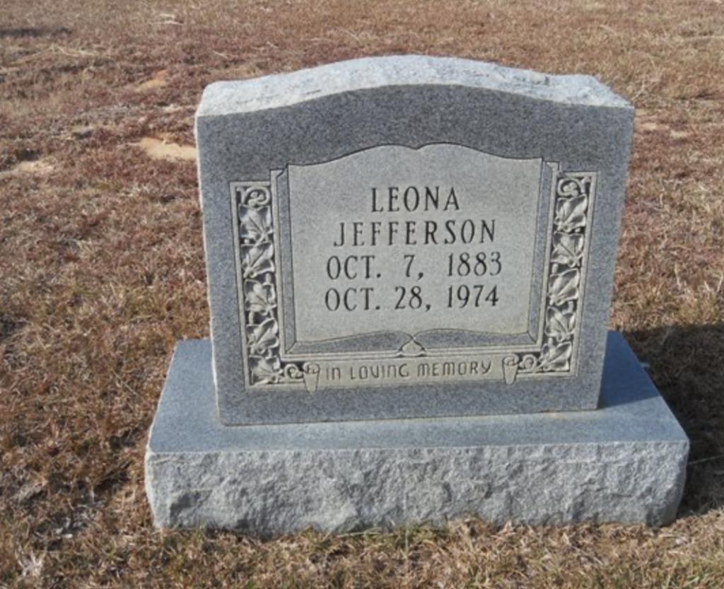 Leona Jefferson