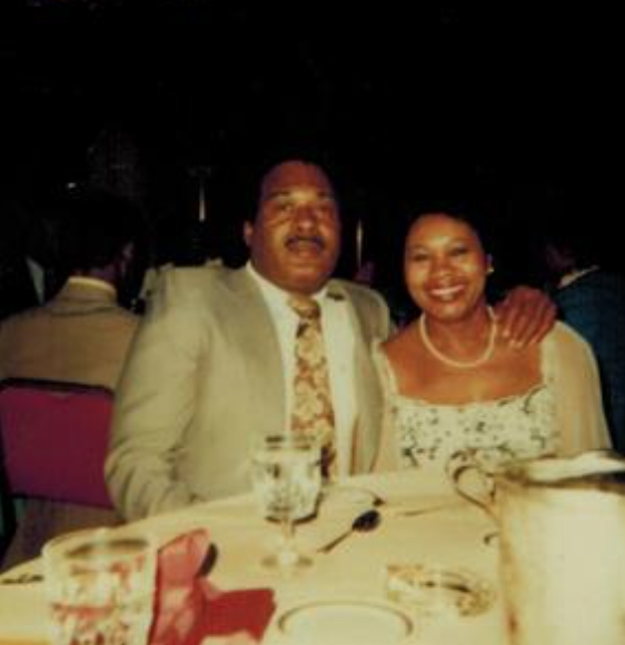 Varon Gully Jr and wife
