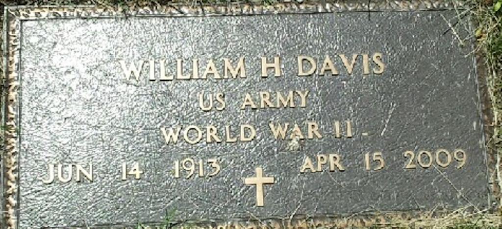 William H. Davis- Billions Graves