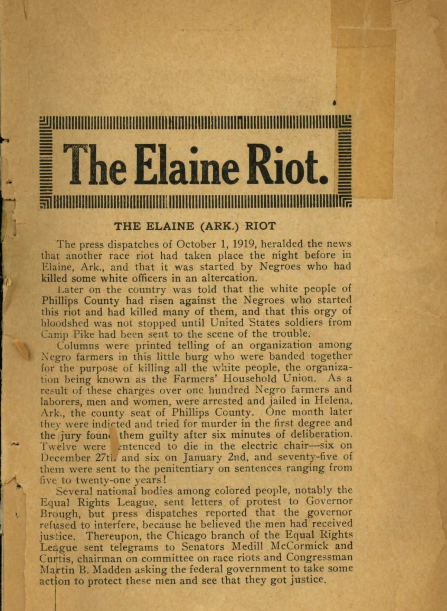 Elaine Riot 2