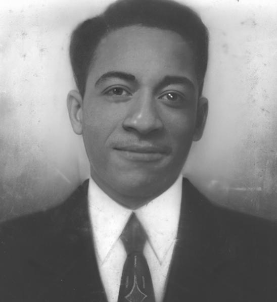 Shared by LeMar T.--Husband of Annie Turner -Otis Coleman Jr. Sl Restored emp