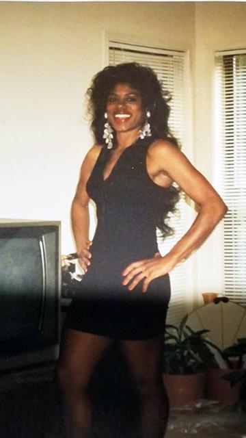 Yolanda-granddaughter of Leora