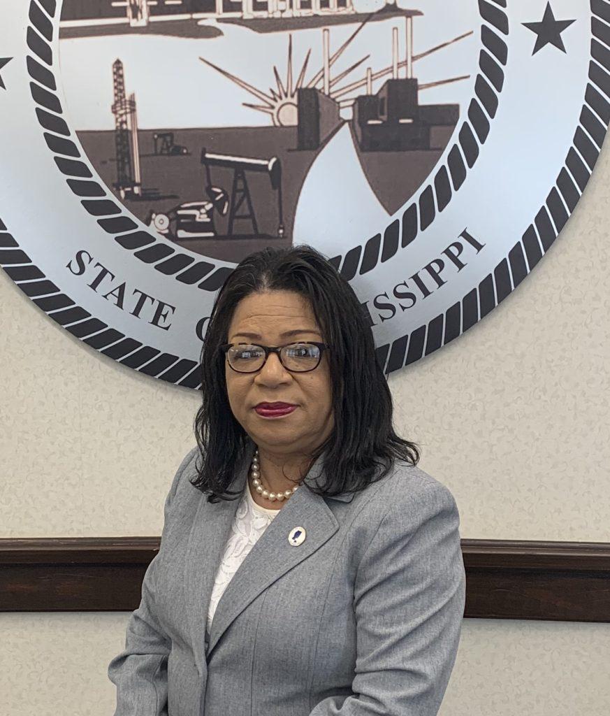 Grace Amos - Laurel City Council