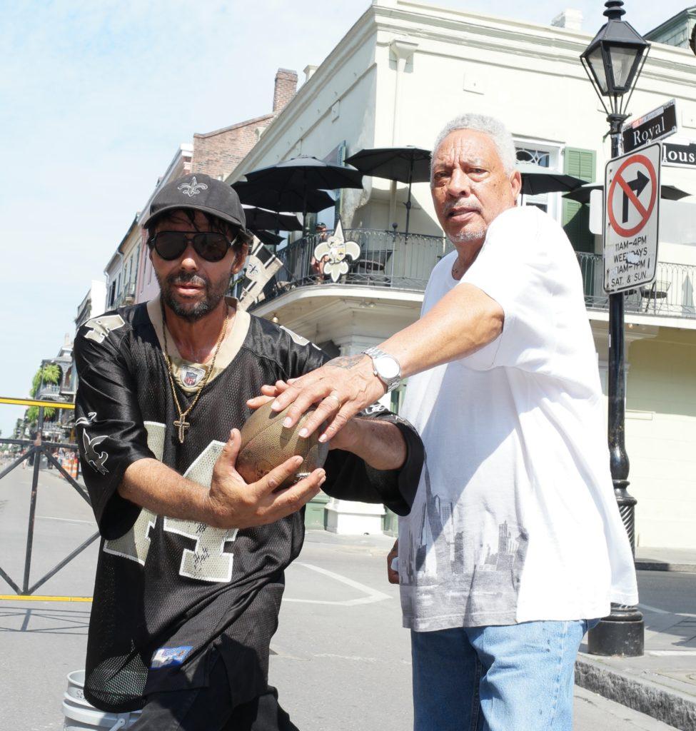 John Lee Sr in New Orleans