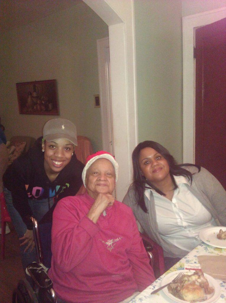 Donya, Grandma Ethel,Michele