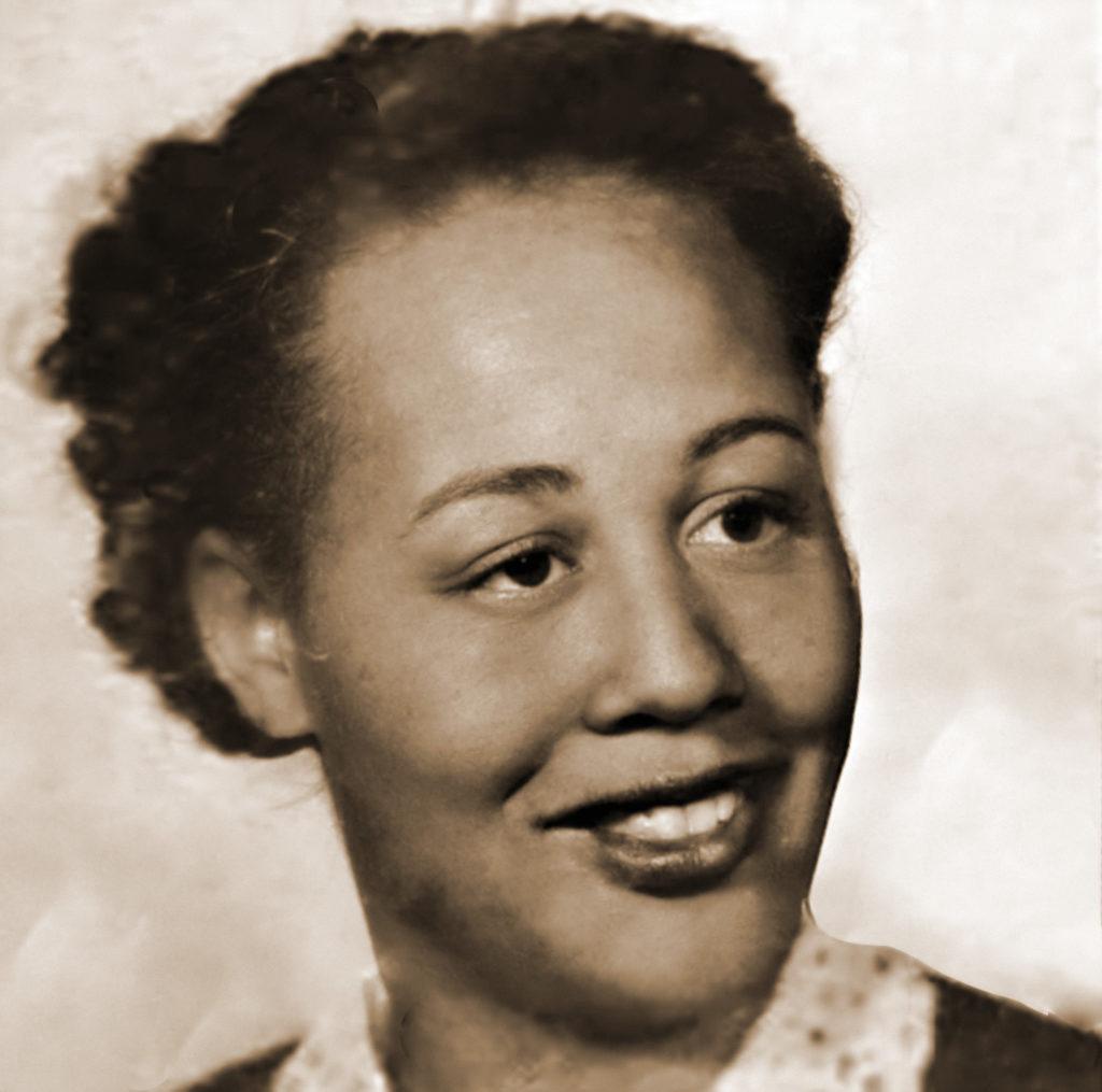 Eloise, daughter of Bertha Robinson