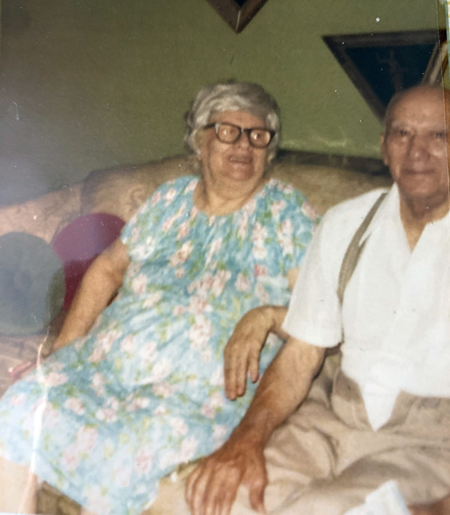Ruth and Everette