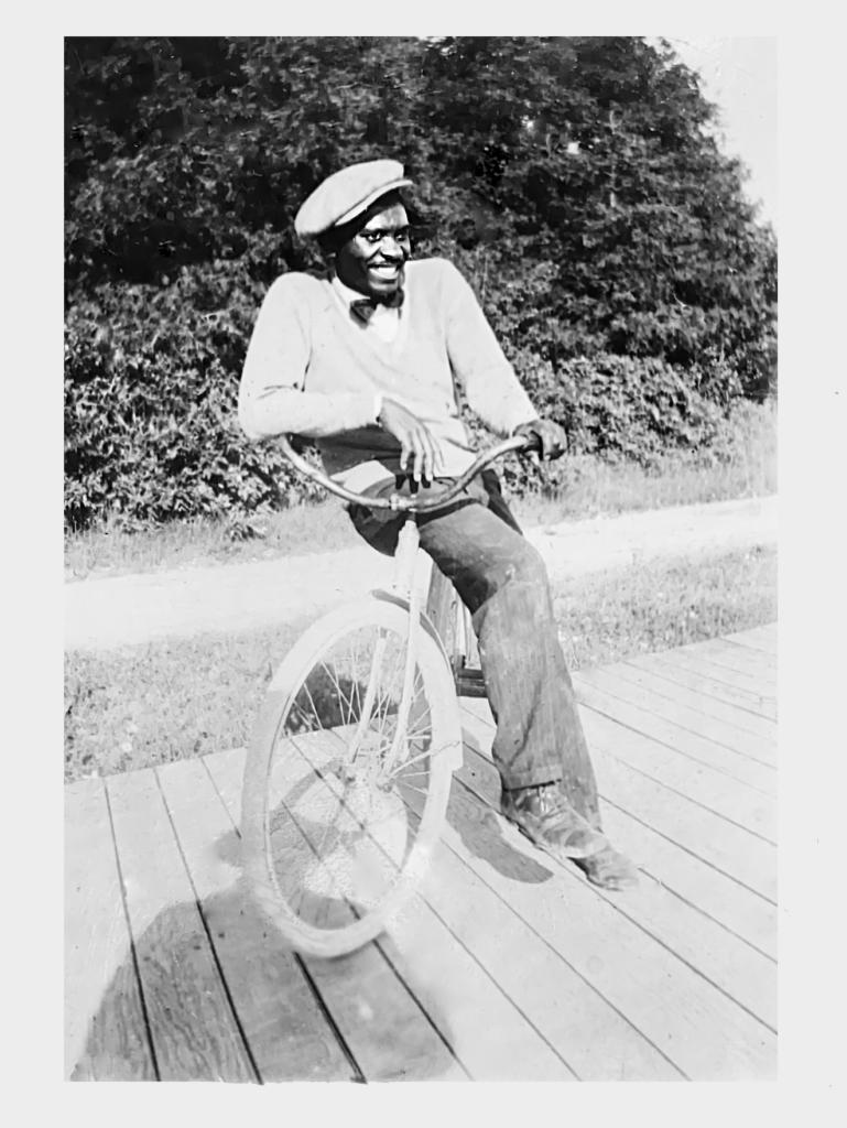 2. Man on Bike 1.