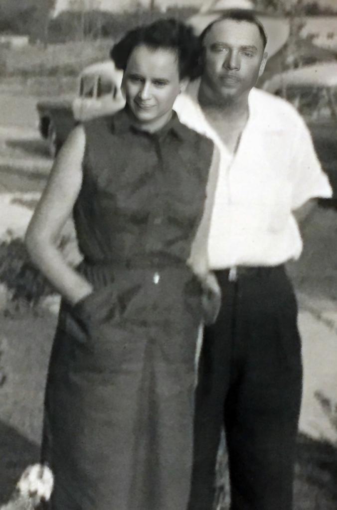 Metholonia Riley and Willie McClain Sr