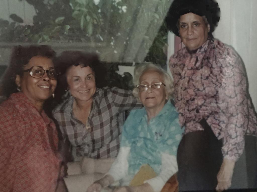 Daisy, Leslie, Linnie and Metholonia