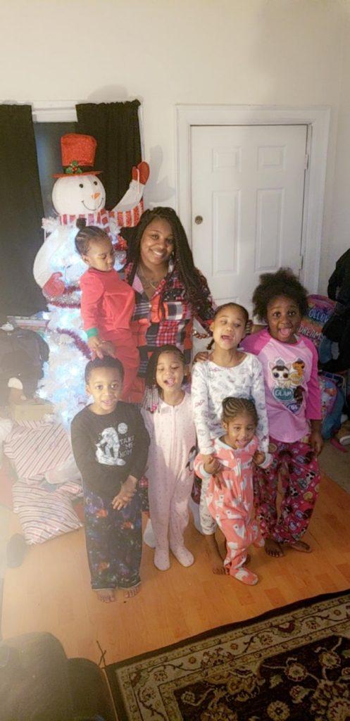 Angelina's grandchildren
