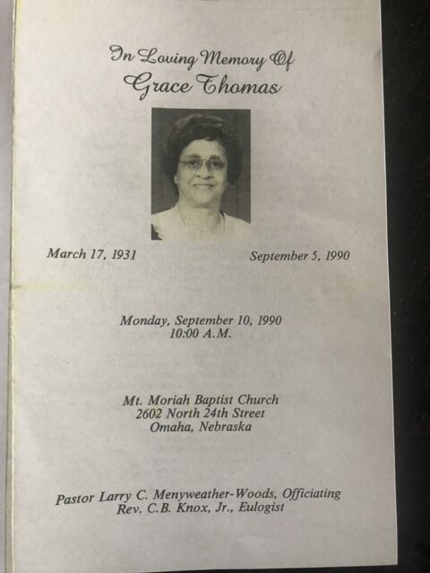 Grace Thomas 1 Shared by Helen T.