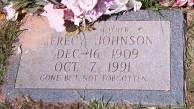 Merecy_Johnson_grave