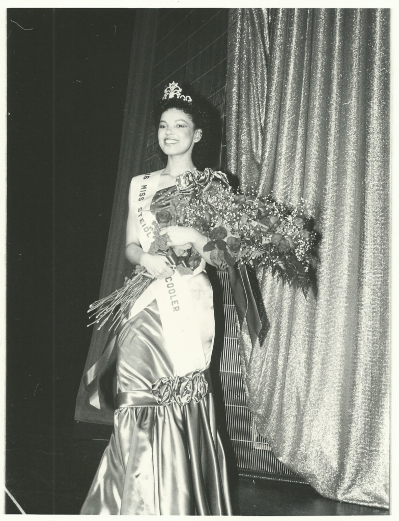 Shared by Katie: Sonya Robinson beauty pageant