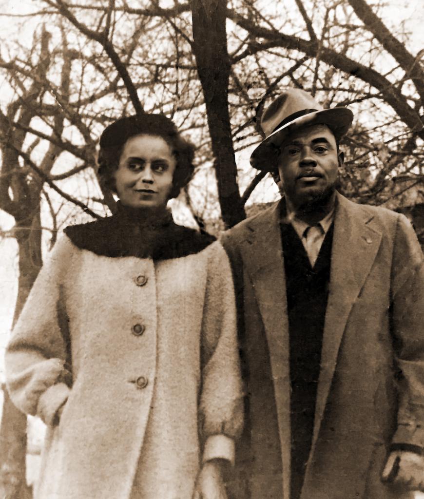 Metholonia and Willie McClain