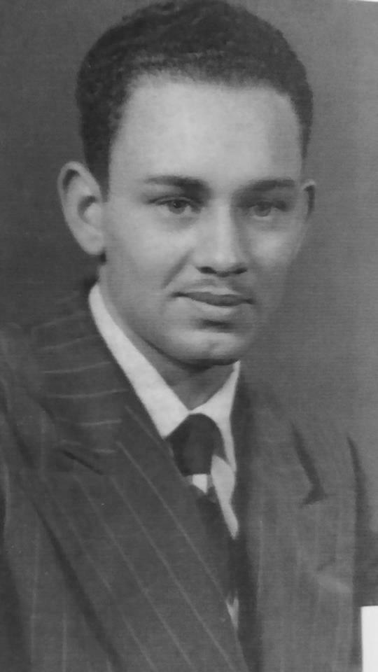 46.ID'ed Pastor Thad W. Jones, son of Mattie Johnson Jones