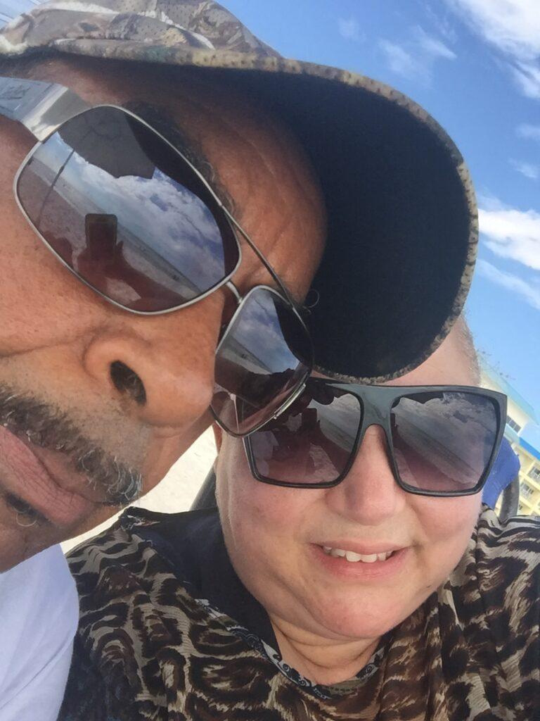 Diane and Johnny Grady