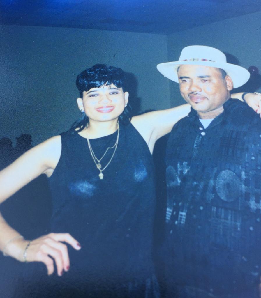 Lisa Ann H. and Gary Edward B.
